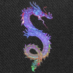 MAGIC DRAGON | Männershirt ärmellos - Snapback Cap