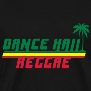 dance hall reggae T-Shirts - Men's Premium T-Shirt