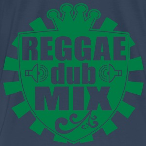 reggae dub mix Tops - Men's Premium T-Shirt
