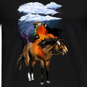 The Approaching Storm - Männer Premium T-Shirt