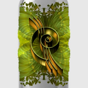 ENERGY OF NATURE | Frauenshirt Girlie Style - Trinkflasche
