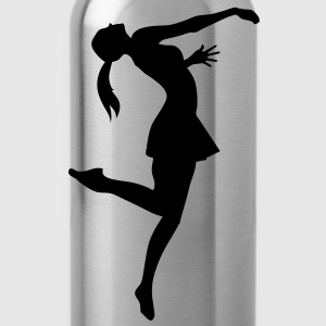 Dance T-shirt - Water Bottle
