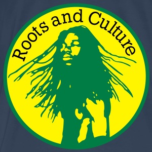 roots and culture Tops - Men's Premium T-Shirt
