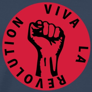 2 colors - Viva la Revolution - Working Class Unity Against Capitalism Top - Maglietta Premium da uomo