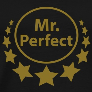 mr_perfect T-shirts - Premium-T-shirt herr