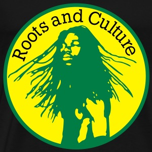 roots and culture Débardeurs - T-shirt Premium Homme