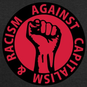 2 colors - against capitalism & racism - against capitalism working class war revolution Camisetas - Sudadera hombre de Stanley & Stella