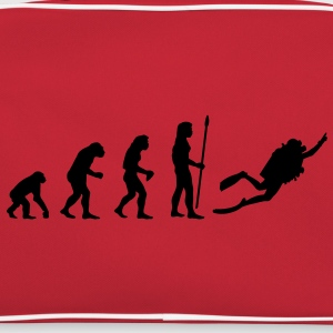 evolution_dive T-shirts - Retroväska