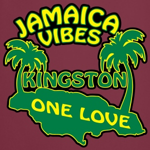 jamaica vibes kingston Top - Grembiule da cucina