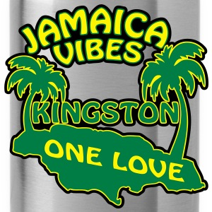 jamaica vibes kingston Top - Borraccia