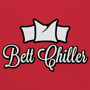Bett Chiller | Bachelor | Betschler T-Shirts - Sac Retro
