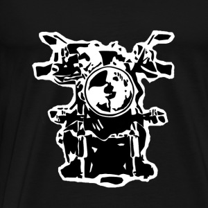 motorbike Tops - Men's Premium T-Shirt