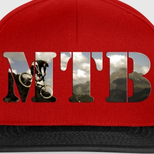 downhill mountainbike - Snapback Cap