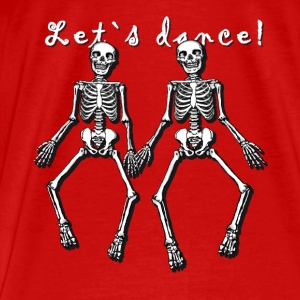 lets dance Toppe - Herre premium T-shirt