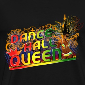 dance hall queen Tops - Men's Premium T-Shirt