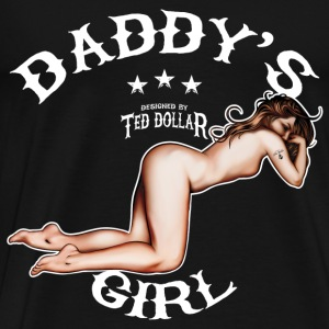 Daddy's Girl - T-shirt Premium Homme