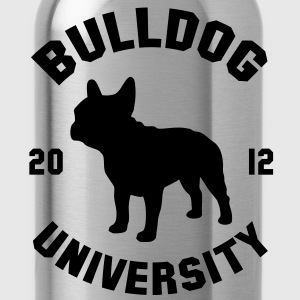 BULLDOG UNIVERSITY  Tops - Drinkfles