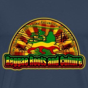 reggae roots and culture easy skanking Tops - Men's Premium T-Shirt