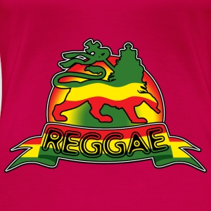 reggae Tops - Women's Premium T-Shirt