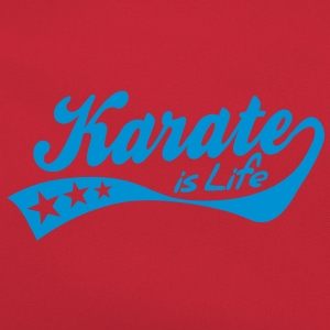 karate is life - retro T-skjorter - Retro veske