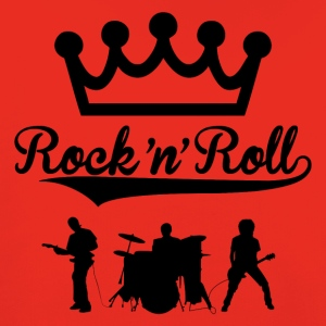 rock'n'roll band design 2 Tee shirts - Pull à capuche Premium Enfant