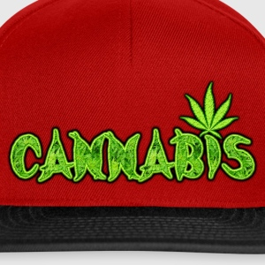 cannabis  Top - Snapback Cap