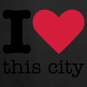 I Love This City Tops - Cooking Apron