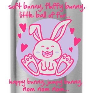 soft bunny, fluffy bunny, little ball of fur... Tops - Water Bottle