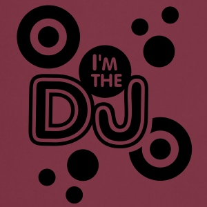 I'm the DJ (1c) Tops - Cooking Apron