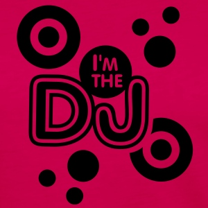 I'm the DJ (1c) Tops - Women's Premium Longsleeve Shirt