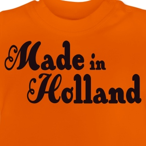 Made in Holland Børne T-shirts - Baby T-shirt