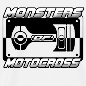 Monsters of Motocross No.13 T-Shirts - Männer Premium T-Shirt
