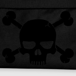 skull with bones / pirate T-shirt - Zaino per bambini