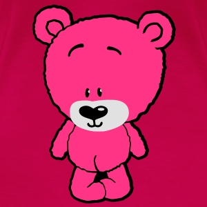 Cute Bear Tops - Vrouwen Premium T-shirt