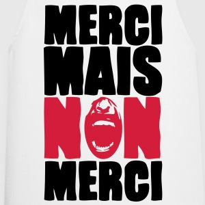 merci mais non merci Tee shirts - Tablier de cuisine