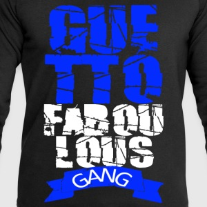 guetto faboulous gang Tee shirts - Sweat-shirt Homme Stanley & Stella