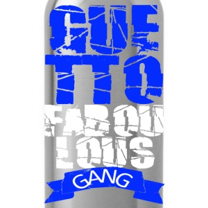 guetto faboulous gang T-Shirts - Trinkflasche