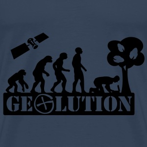 Geolution - 1color - 2O12 Tops - Männer Premium T-Shirt