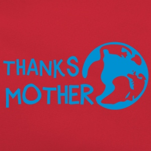 Thanks Mother, c, T-shirts - Retro taske