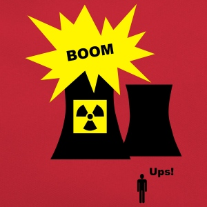 nuclear energy, T Shirt - Retro Bag