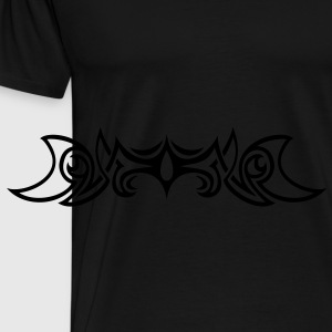 TRIBAL TATTOO THREE | Männer Shirt ärmellos - Männer Premium T-Shirt