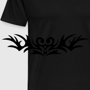 TRIBAL TATTOO FIVE | Männer Shirt ärmellos - Männer Premium T-Shirt