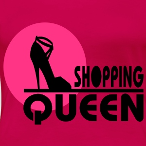 shopping-queen Schuhe Tops - Frauen Premium T-Shirt