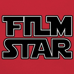 Film Star T-Shirts - Borsa retrò