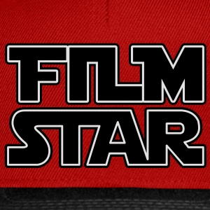 Film Star T-Shirts - Snapback Cap
