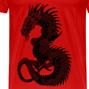 dragon Tops - Men's Premium T-Shirt