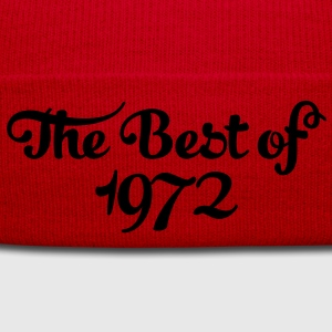 Geburtstag - Birthday - the best of 1972 (es) Tops - Gorro de invierno
