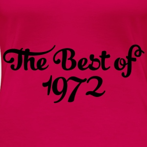 Geburtstag - Birthday - the best of 1972 (fr) Débardeurs - T-shirt Premium Femme