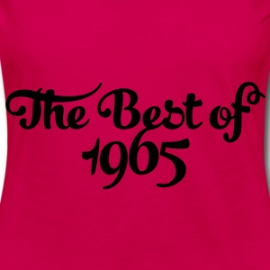 Geburtstag - Birthday - the best of 1965 (it) Top - Maglietta Premium a manica lunga da donna