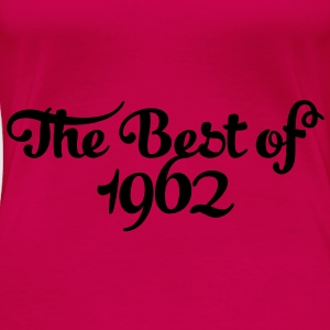 Geburtstag - Birthday - the best of 1962 (it) Top - Maglietta Premium da donna